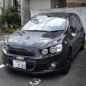 Chevrolet Sonic 2011- GMの世界戦略車、シボレー ソニック