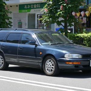 Toyota Scepter Station Wagon 1992- 北米版カムリ、トヨタ セプター ステーションワゴン