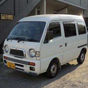 Suzuki Every C (Classic) 1997- レトロ顔のスズキ エブリイ C (クラシック)