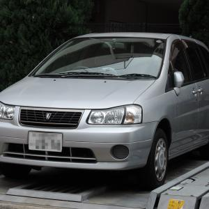 Nissan Prairie Liberty 1998- 1998年に登場したニッサン プレーリー リバティ