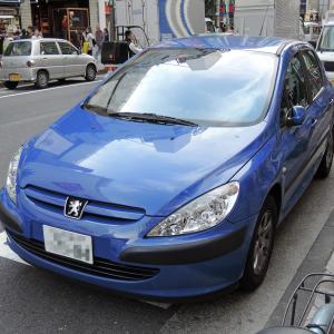 Peugeot 307 2001- 2001年に登場したプジョー 307
