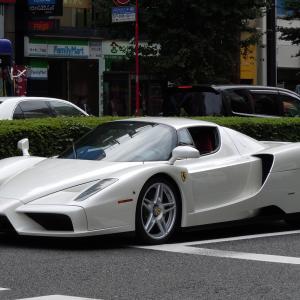 Enzo Ferrari 2002- F1のテクノロジーが投入されたエンツォ フェラーリ