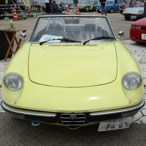 Alfa Romeo Spider Series II 1970- コーダトロンカを採用したアルファ ロメオ スパイダー シリーズ II