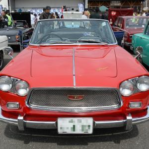 Prince Skyline Sport Convertible 1962- 日本初のイタリアンデザイン、スカイライン スポーツ コンバーチブル