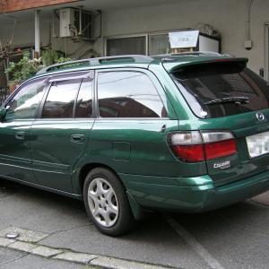 Mazda Capella Wagon 1997- 7代目カペラのワゴン