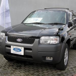 Ford Escape 2000- 2000年に登場したフォード エスケープ