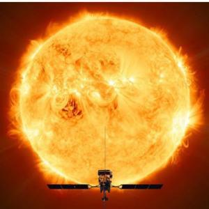 太陽は火の玉?!