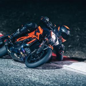 あら凄い、KTMとハスクバーナの売り上げが好調みたい