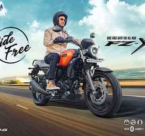 これはかなり気になる、空冷149cc単気筒の新型バイク「ヤマハ FZ-X」