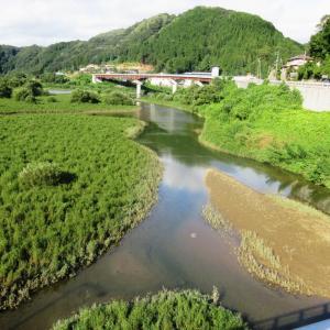 岡山県・旭川ダム 9月7日