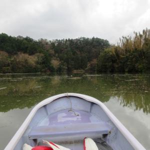 亀山湖・松下ボート 1月11日