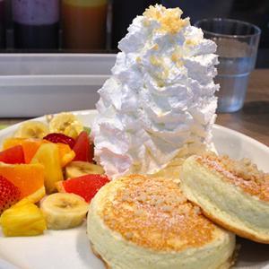 福岡の大人気パンケーキ店「Hona Cafe」@APA HOTEL 新宿歌舞伎町タワー