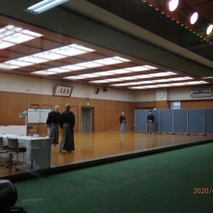 1/26 第3回東海弓道射礼選手権大会