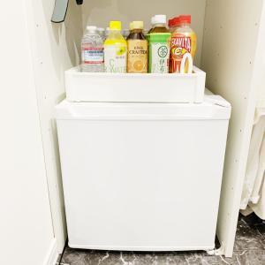 ちっこい冷蔵庫