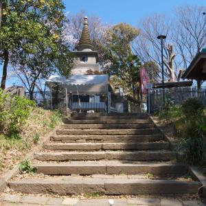 4月の上野公園:上野精養軒本店と上野大仏跡地の周辺 PART2