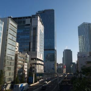 渋谷スクランブルスクエア第一期棟(東棟)の進捗状況 2019年10月30日