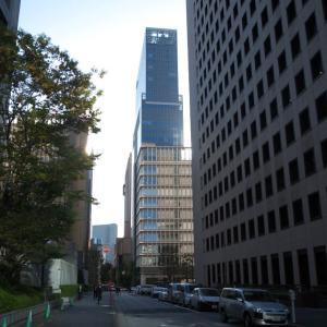 アーバンネット内幸町ビル(新橋一丁目プロジェクト)の進捗状況 2019年11月5日