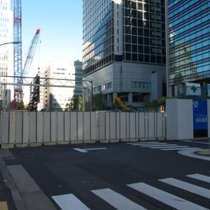 三井物産他 新橋田村町地区市街地再開発事業の進捗状況 2019年11月5日