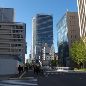 (仮称)虎ノ門ヒルズビジネスタワーの進捗状況 2019年11月5日