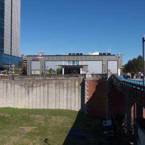 2月のコモレ四谷:JR四ツ谷駅前からコモレ四谷(CO・MO・RE YOTSUYA)へ PART1