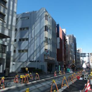2月のコモレ四谷:CO・MO・RE YOTSUYA(コモレ四谷)の敷地内の散策 PART1