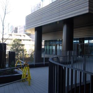 2月のコモレ四谷:CO・MO・RE YOTSUYA(コモレ四谷)の敷地内の散策 PART3