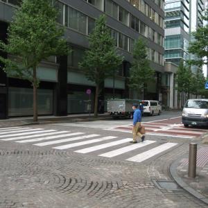 東京オリンピック開催期間中の東京駅周辺を散策する 2021年7月下旬 PART7