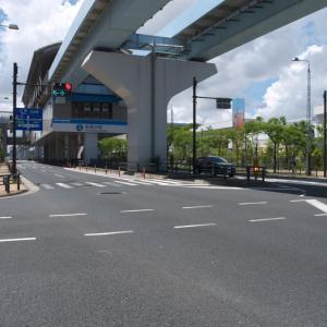 2021年8月上旬 東京オリンピック開催期間中の湾岸競技会場地区を散策する PART1