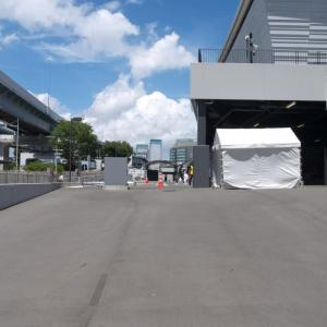 2021年8月上旬 東京オリンピック開催期間中の湾岸競技会場地区を散策する PART4