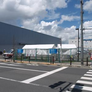 2021年8月上旬 東京オリンピック開催期間中の湾岸競技会場地区を散策する PART5