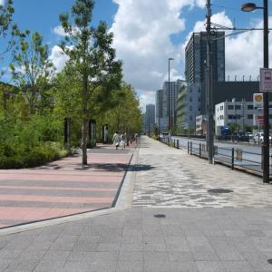 2021年8月上旬 東京オリンピック開催期間中の湾岸競技会場地区を散策する PART6