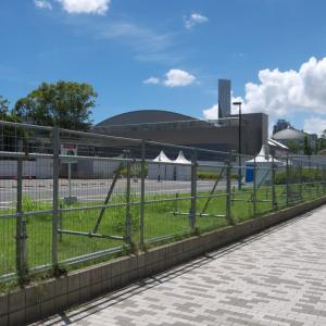 2021年8月上旬 東京オリンピック開催期間中の湾岸競技会場地区を散策する PART10