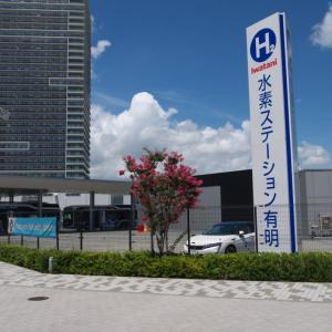 2021年8月上旬 東京オリンピック開催期間中の湾岸競技会場地区を散策する PART11