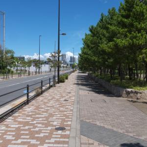 2021年8月上旬 東京オリンピック開催期間中の湾岸競技会場地区を散策する PART12