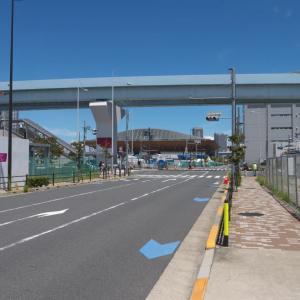 2021年8月上旬 東京オリンピック開催期間中の湾岸競技会場地区を散策する PART13