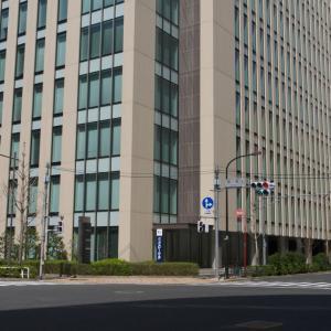 3月の神田一ツ橋:司町交差点から神田警察通り・美土代町交差点まで PART1