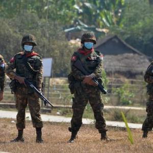 ヤンゴンで6発の爆発事案