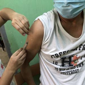 2回目のワクチン接種 しかし・・・