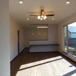 十勝 帯広 中古住宅+リノベーション リノベ不動産 いかすハウス。フルリノベ完成しました。