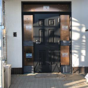 十勝 帯広 中古住宅+リノベーション リノベ不動産 いかすハウス ドアのリメイクしました。