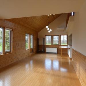 十勝 帯広 中古住宅+リノベーション リノベ不動産 いかすハウス。昨日引き渡ししたリフォーム住宅