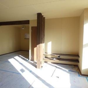 十勝 帯広 中古住宅+リノベーション リノベ不動産 いかすハウス 現在進行中の工事のご紹介です。