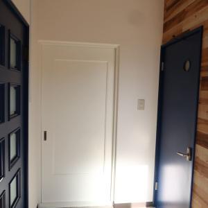 十勝 帯広 中古住宅+リノベーション リノベ不動産 いかすハウス 建具の再使用