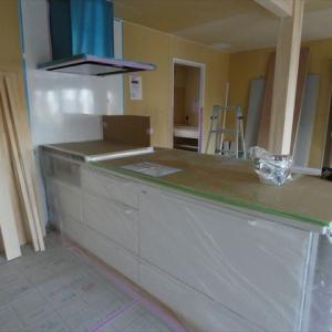 十勝 帯広 中古住宅+リノベーション リノベ不動産いかすハウス 現在進行中の工事