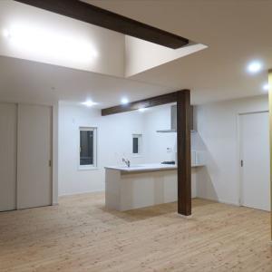 十勝 帯広 中古住宅+リノベーション リノベ不動産 いかすハウス リノベーション工事完成しました