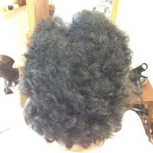 抗がん剤治療後のくせ毛を縮毛矯正