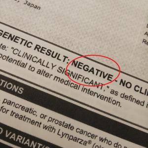 HBOC遺伝性乳がん卵巣がん症候群の検査を受けてきました