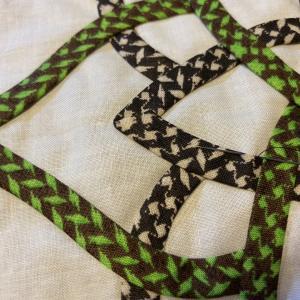 息子のバイト と 今日もまつり縫い