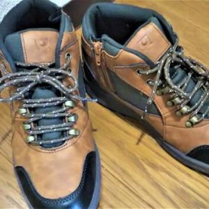 冬靴を購入・・・
