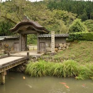 越前岬から福井・一乗谷への日帰り旅
